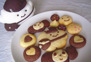 てがみぐもとゆかいな仲間たちのクッキー