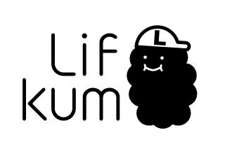 Lifo×kumori(りふぉくも)のロゴ